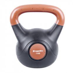 Gantera inSPORTline Vin-Bell Dark 7 kg