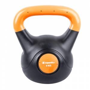 Gantera inSPORTline Vin-Bell Dark 8 kg