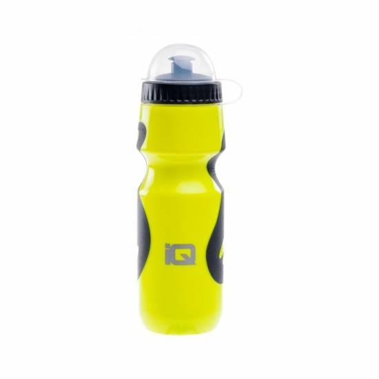 Bottle IQ Ezian 650ml, Negru/Lime