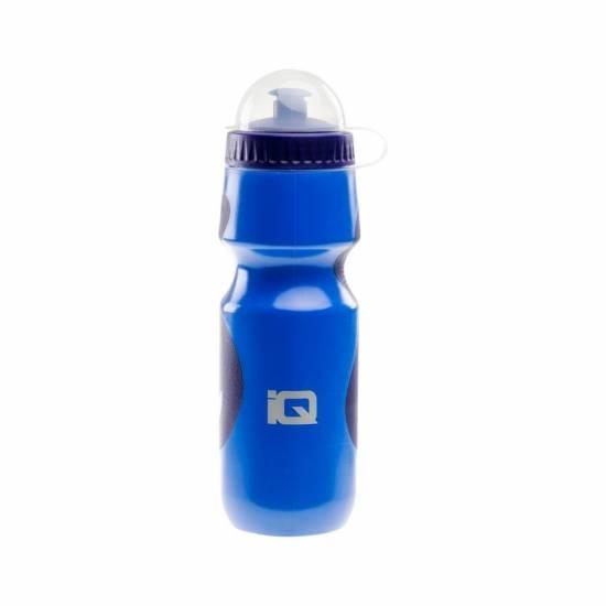 Sticla IQ Ezian 650ml, Negru/Albastru