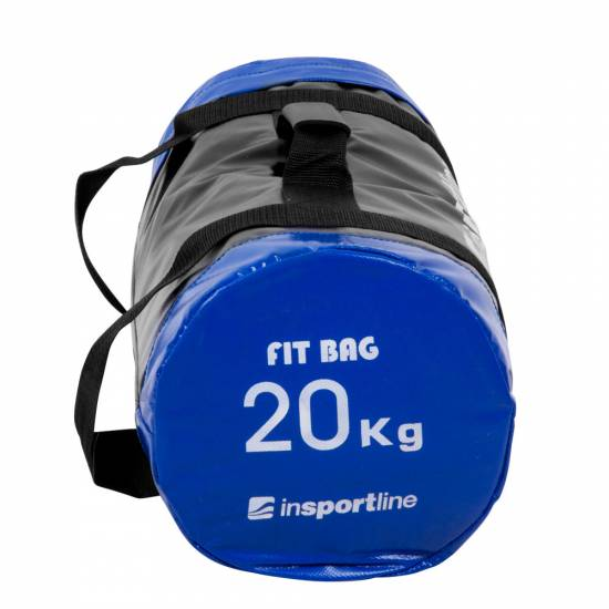 Sac fitness cu manere inSPORTline 20 kg