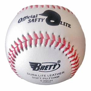 Minge baseball BRETT BROS. Safety Lite