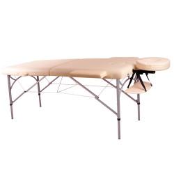 Masa masaj inSPORTline Tamati 2- aluminiu modular