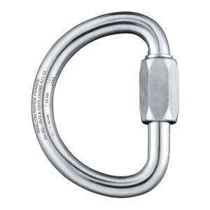 Maillon PEGUET Rapide DEMI-ROND 10 mm - aluminiu