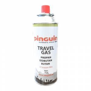 Butelie gaz PINGUIN 220 gr