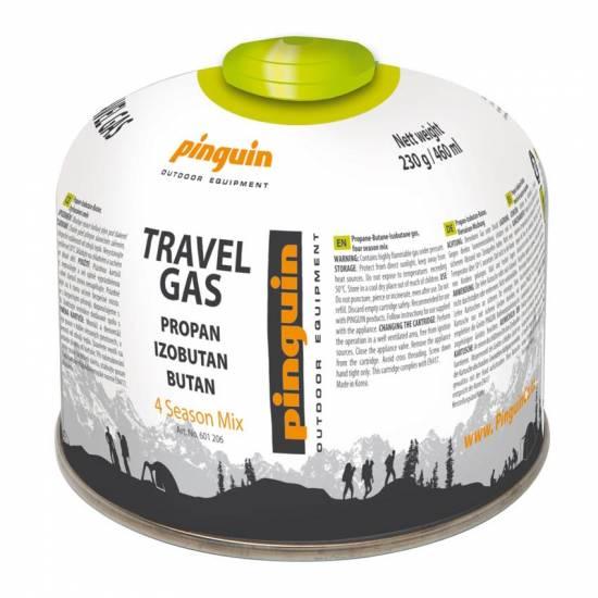 Butelie gaz PINGUIN 230 gr