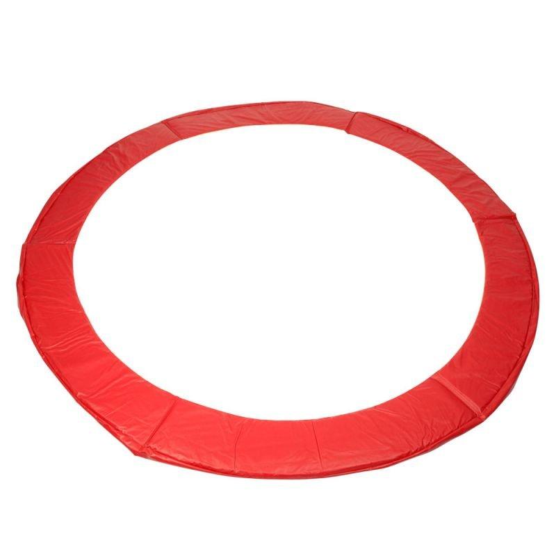 Protectie arcuri pentru trambulina inSPORTline de 430 cm, Roșu