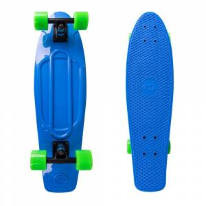 Penny Board WORKER Blace 27, Аlbastru