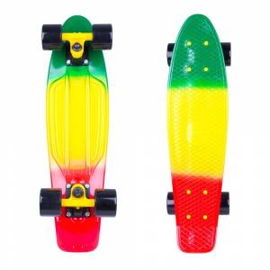 Penny Board WORKER Sunbow 22 - Tricolor 1