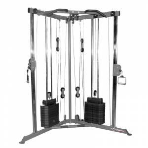 Aparat de fitness multifunctional inSPORTline Cable Column CC200