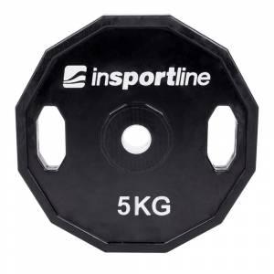 Greutate cauciucata inSPORTline Ruberton 5kg