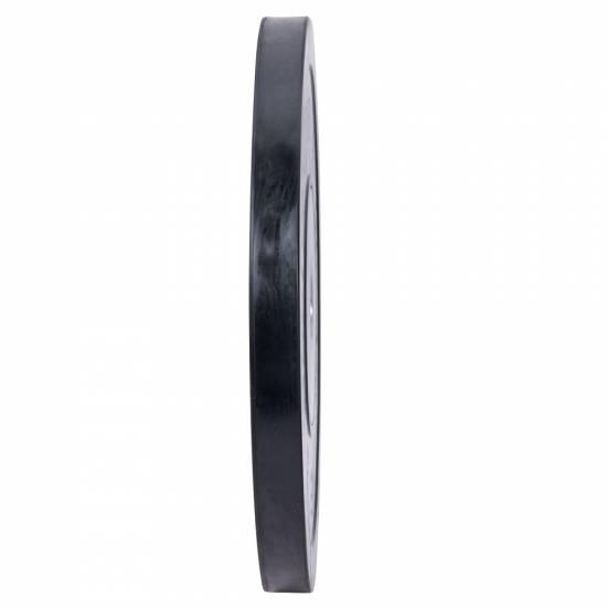 Greutate olimpica disc cu protectie inSPORTline Bumper Plate 5 kg