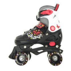 Patine cu rotile copii retro SPARTAN Disco Roller