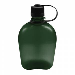 Bidon PINGUIN Tritan flask 0.75l, Verde