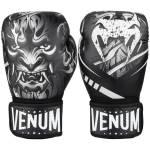 Manusi de box VENUM DEVIL Alb/Negru