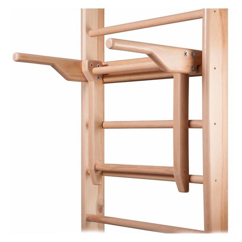 Bare de perete paralele din lemn inSPORTline Tsibic