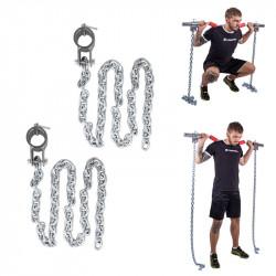 Lanturi de fitness inSPORTline Chainbos 2x5kg