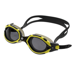Ochelari de inot AQUAWAVE Thriatlete, Negru/Galben