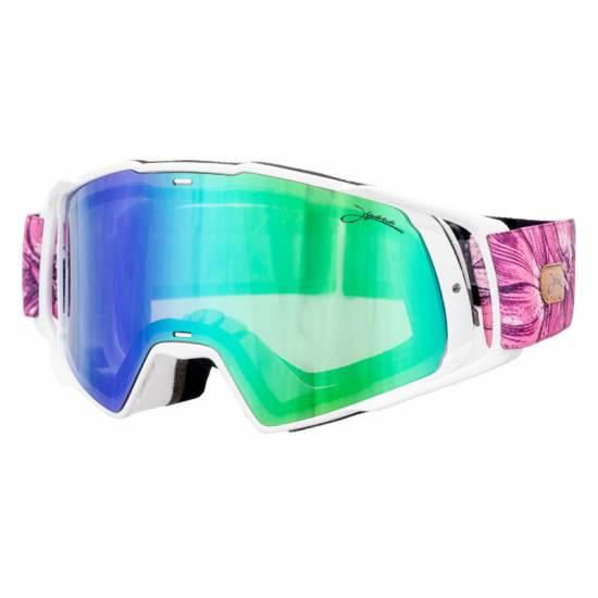 Ochelari de schi IGUANA Arpun Wo s, Alb