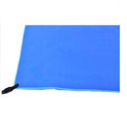 Prosop de microfibra PINGUIN Towel XXS 20 x 20 cm, Albastru