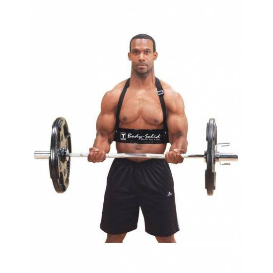 Ham pentru exercitii biceps inSPORTline BB23 Body-Solid