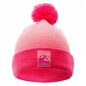 Fes de iarna pentru femei ELBRUS Takumi Wo s, roz