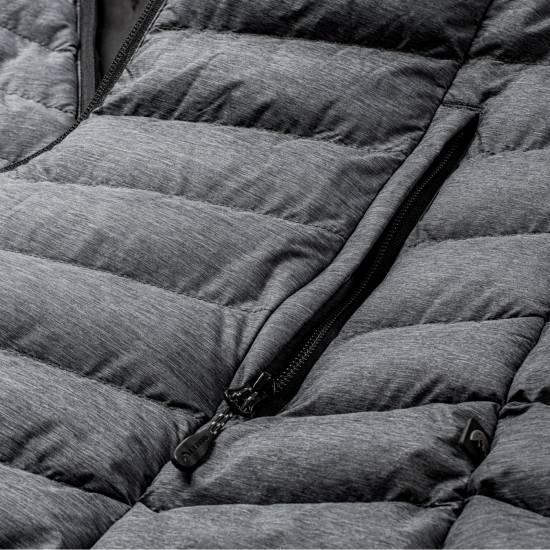 Palton captusit pentru femei ELBRUS Heida Wo s, gri închis
