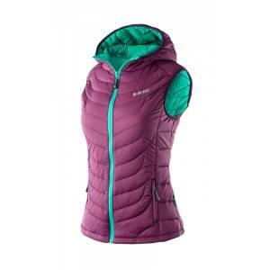 Ladies winter vest HI-TEC Lady Neri, Amarant