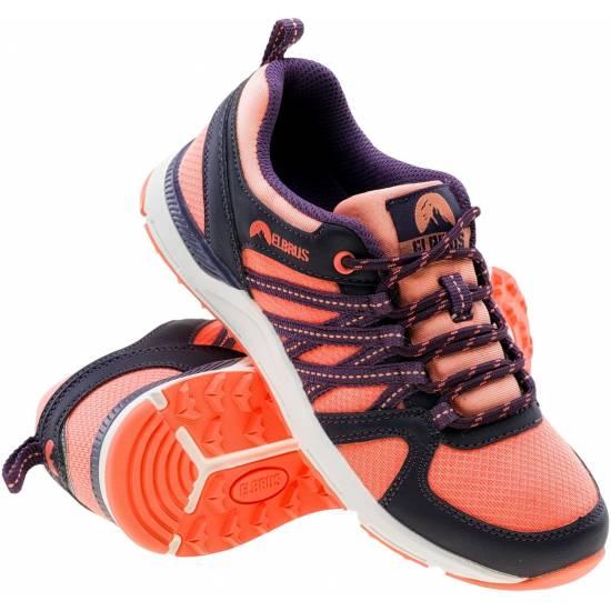 Pantofi sport dama ELBRUS Aleco Wo s, Coral/Violet