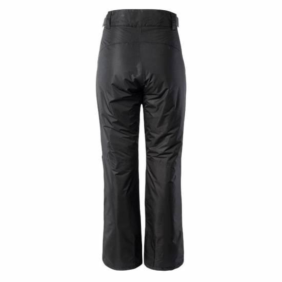 Pantaloni de ski dama HI-TEC Lady Forno, Negru