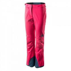 Pantaloni de Schi pentru femei IGUANA Lorne W, Roșu