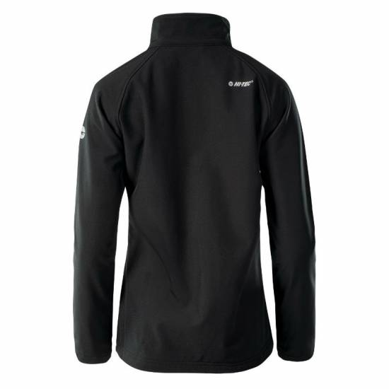 Jacheta moale pentru femei HI-TEC Lady Riman, Negru