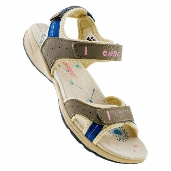 Sandale femei HI TEC Wayena Wo s, Bej