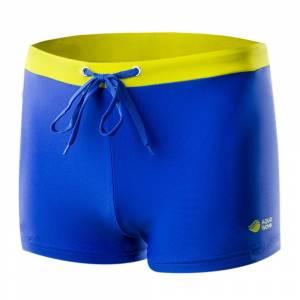 Costum de baie adolescenti AQUAWAVE, Albastru inchis