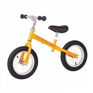 Bicicleta copii WORKER Plucandro, Portocaliu