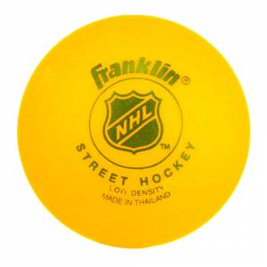 Minge hochei de strada FRANKLIN NHL ,Yellow