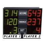 Tabela electronica pentru biliard FAVERO PLAY14