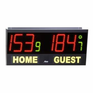 Tabela electronica pentru volei si fotbal FAVERO PLAY 30V