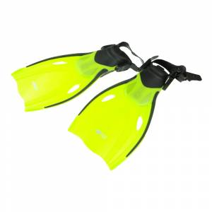 Labe inot copii AQUAWAVE Fugu JR, Lime
