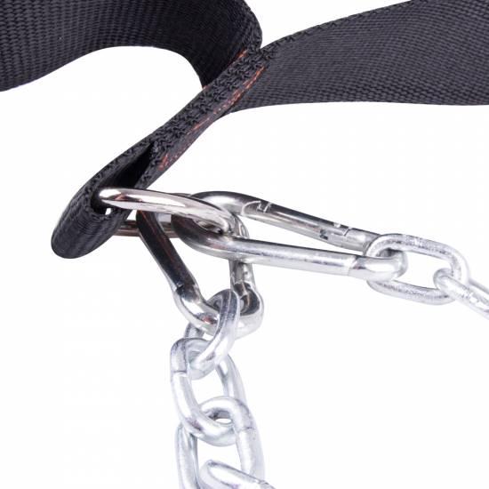 Centura cu lant pentru ridicare greutati inSPORTline Chainbelt