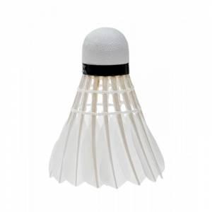 Fluturasi de badminton HI-TEC Flaya, Alb