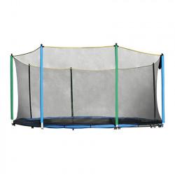 Plasa de siguranta trambulina inSPORTline Set Basic 244 cm