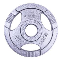 Disc de fonta Olimpic inSPORTline Hamerton 1,25 kg
