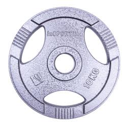 Disc de fonta inSPORTline Hamerton 10 kg