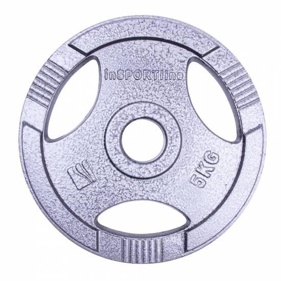 Disc de fonta inSPORTline Hamerton 5 kg