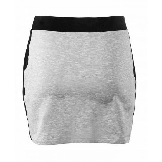 Fusta-pantaloni pentru antrenamente IQ Benya Wmns Gri