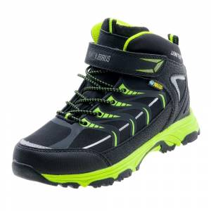 Ghete Copii ELBRUS Savas Mid WP Jr, Verde