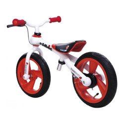 Bicicleta fara pedale JD BUG Training Bike, Rosu
