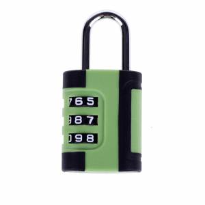 Lacat ELBRUS Poan Lock, Verde