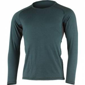 Bluza termica din lana pentru barbati LASTING Lery, Petrol